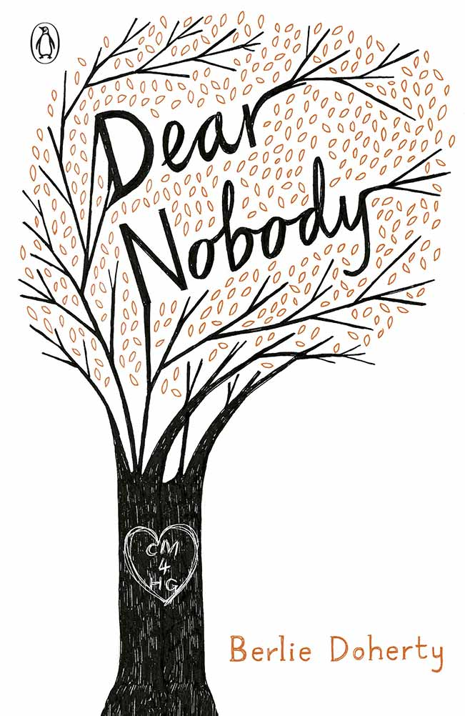 Dear Nobody by Berlie Doherty, 2016 edition