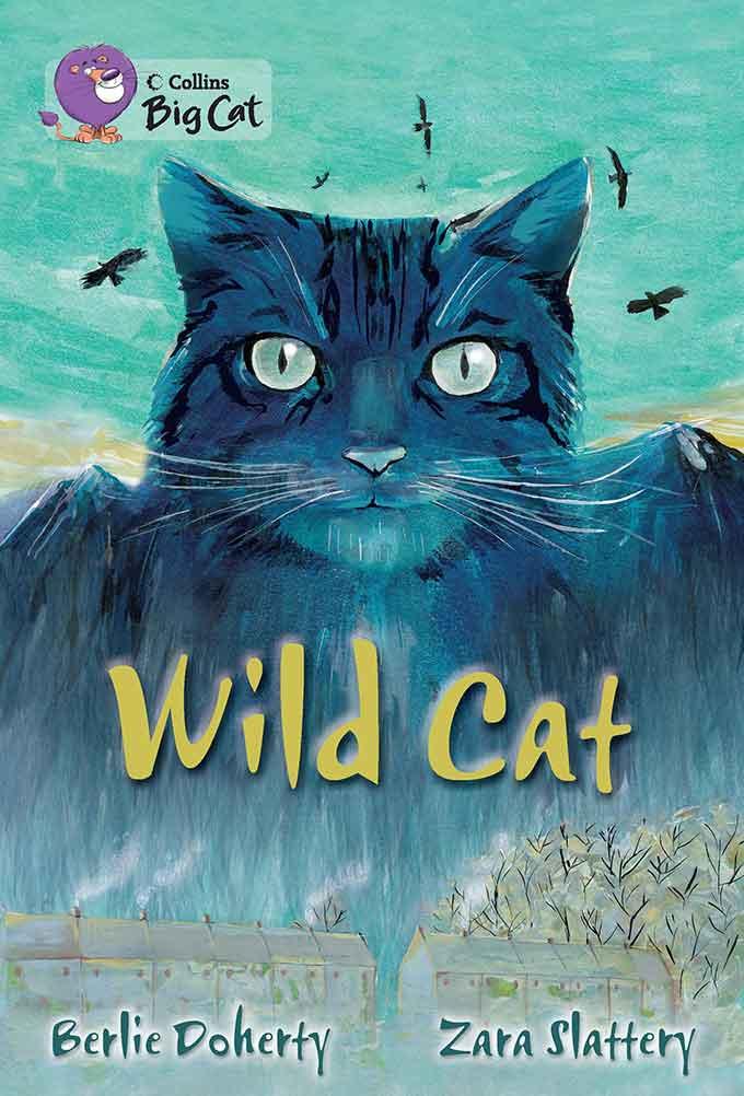 Wild Cat by Berlie Doherty