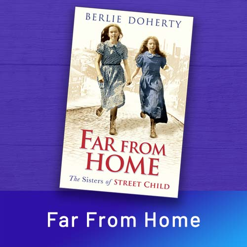 Far From Home by Berlie Doherty – featured on the home page