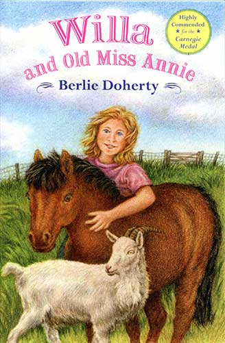 Willa and Old Miss Annie by Berlie Doherty