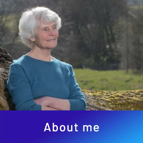 Berlie Doherty – About me – featured on the home page